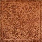 Плитка для пола Сокол Родос RDS311-2 персиковая матовая 33х33