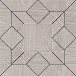 Декор Kerama Marazzi Дартмут SG175\001 20х20 мозаичный светлый