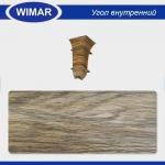 Угол внутренний Wimar 809 Дуб Эллора 86мм (2шт)