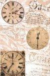 Декор Дельта Керамика Clock D2 20x30