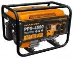 Генератор бензиновый Carver PPG- 4500