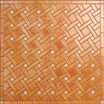 Декор Kerama Marazzi Виллидж A1526\002 40,2х40,2