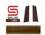 Заглушка торцевая (блистер 2 шт.) Salag LITK16 Дуб Болотный 72