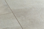 ПВХ-плитка Quick-step Livyn Ambient Click Бетон тёплый серый