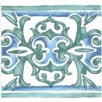 Декор Kerama Marazzi Византия A2256\1146 9.9х9.9
