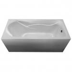 Ванна Eurolux Афина акриловая с каркасом 150х70х50