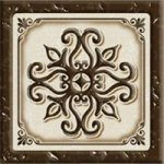 Вставка Керамика Будущего Севилья 6х6 матовый