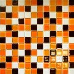 Мозаика Elada Crystal CB806 рыже-коричневый 32.7x32.7