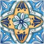 Декор Kerama Marazzi Капри майолика STG\A456\5232 20х20