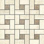 Мозаика Kerranova Timber структурированный сосна 30x30