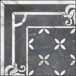 Декор Kerama Marazzi Виндзор 1/4 розон ID42 60х60