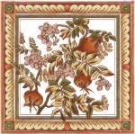 Декор Kerama Marazzi Виктория B2216\5055 20х20