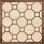 Плитка для пола Azori Maison Latte 33.3x33.3