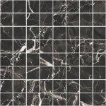Мозаика Kerranova Black&White полированный черный 30x30