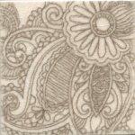 Декор Kerama Marazzi Тантра AD\F91\1221T 9.9х9.9 бежевый