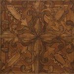 Плитка для пола Сокол Сан-Дени SDN200 коричневая матовая 44х44