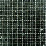 Мозаика Bonаparte Persia черная полированная 30.5х30.5
