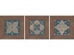 Декор Kerama Marazzi Меранти ID59 13х13 беж темный мозаичный