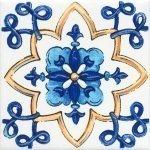 Декор Kerama Marazzi Капри майолика STG\A452\5232 20х20