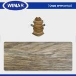Угол внешний Wimar 809 Дуб Эллора 86мм (2шт)