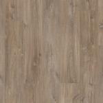 ПВХ-плитка Quick-Step Balance Rigid Дуб каньон темно-коричневый пилёный