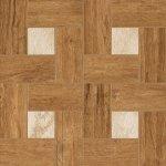 Керамогранит Italon Natural Life Wood НЛ-Вуд Хани Вставка Гламур 45х45